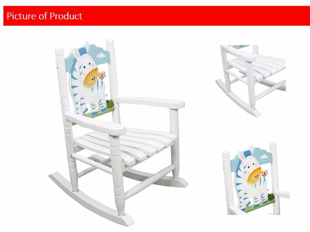 Bois Teamson Product Pour Enfants BasculezèbreBuy Enfants cheval On Meubles Enfants Chaise À chaises En D9IWEH2