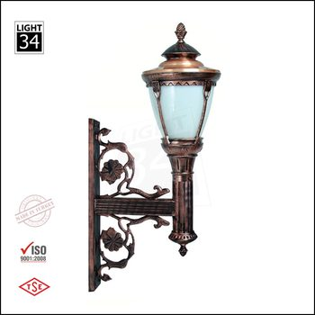 Outdoor Wall Lamp Decorative Light Clic Sconce