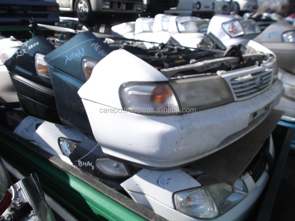 Japanese Car Used Parts -nose Cut - For Sale. (for Toyota,For ...