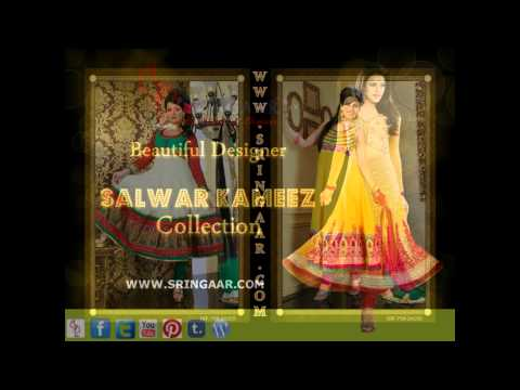 Saree Brands, Salwar Brands, Lehenga Brands - www.sringaar.com