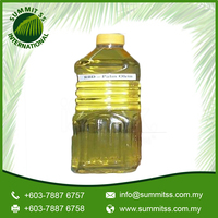 Summit SS Best Quality RBD Palm Olein / Vegetable Oil
