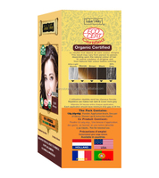 Indus Valley Semi-Permanent Hair Color Powder