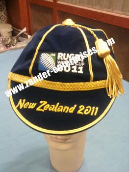 9fab8a91049 Rugby Presentation Caps Oem Manufacturer - Buy Velvet Honours Caps ...