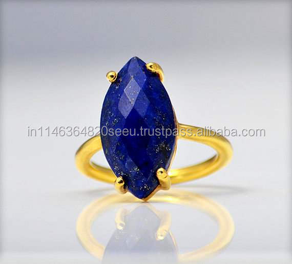 Big Stylish News Model Lapis Lazuli Topless Jewelry Item For Womens And Ladies