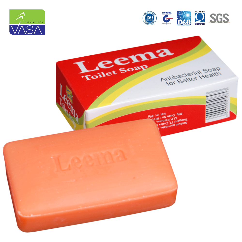 Leema Antibacterial Bath Soap