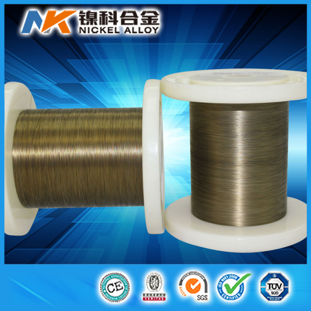 Bright Annealed Nickel Titanium Nitinol Shape Memory Alloy Wire For ...