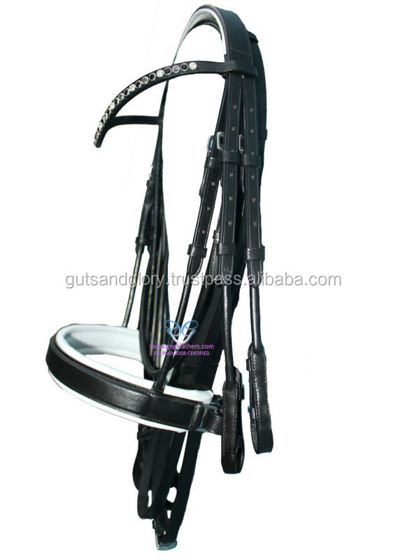 Weymouth Leather Bridle