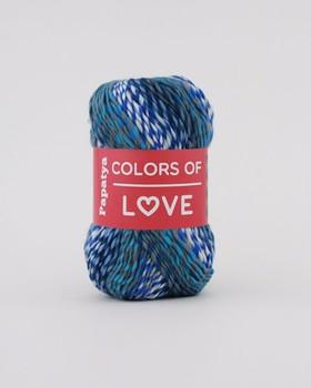 Chunky Hand Knitting Yarn Papatya Colors Of Love 8206