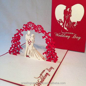 Thế giới Tình yêu - Page 2 Wedding-invitation-card-4-pop-up-card.jpg_350x350