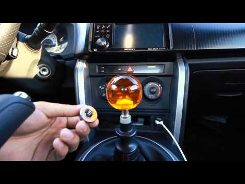 4 Star DragonBall Shift Knob