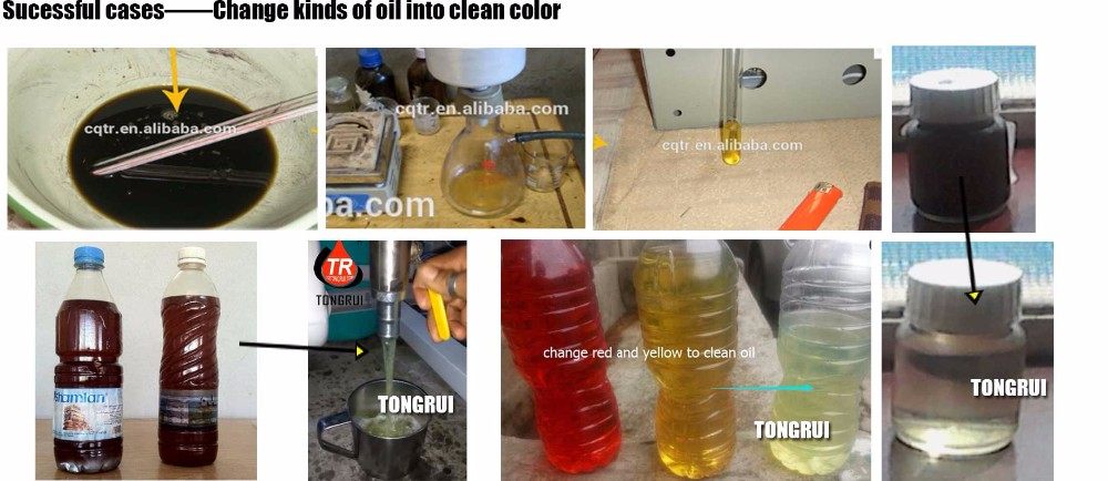 Small Diesel Fuel Decolor Machine To Remove Dye From Oil - Buy Remove Oil  Color Machine,Diesel Fuel Decolor Machine,Small Dye Remove Machine Product