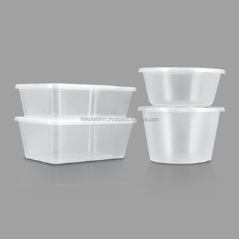Disposal Microwave Plastic Food Container Thinwall Buy