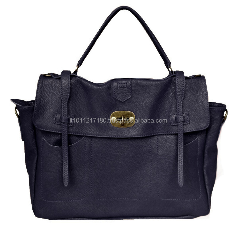 Genuine Leather bag made in italy inspired borse ispirate vera pelle donna women shoulder bag handbag 09