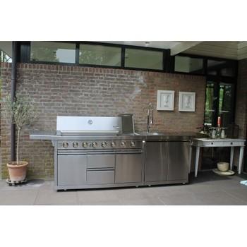 Cucina Da Esterno Ckw Exclusive 1000 - Buy Cucina Da Esterno A Gas In  Acciaio Inox Product on Alibaba.com