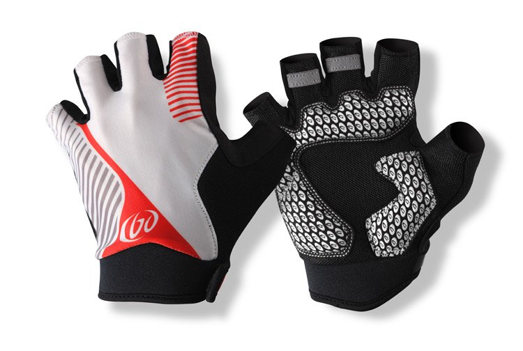 New Half Finger Cycling Gloves Bike Bicycle Gloves MTB Racing Cycle Gloves Riding GEL Padded