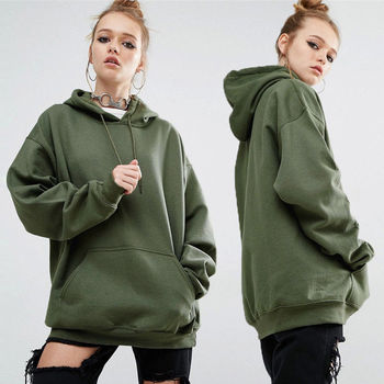c35ed69a86 Custom Clothing Blank Plain Dyed Cheap hoodie Wholesale Oversized Tri-Blend  Pullover Crop Hoodie