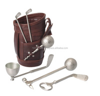 Golf Bar Tool Set Bar equipment for perfect gift