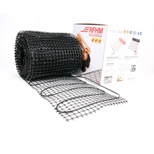 Raon System Electric Ice & Snow Melting Heating Cable Mat for Mortar RSMM-C (AC 220V / AC380V)
