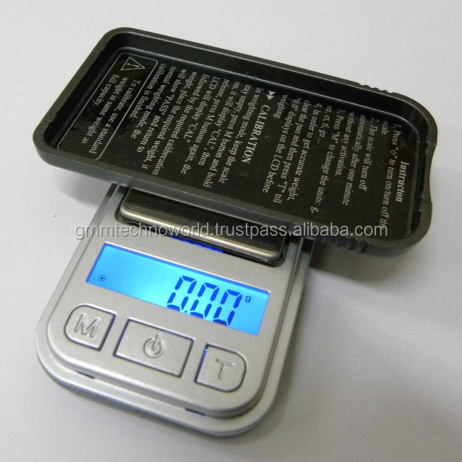200g-0.01g Super Mini Digital Pocket Scales