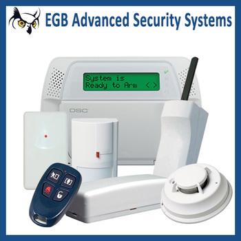 Tyco wireless burglar alarm system best price best for Best buy burglar alarms