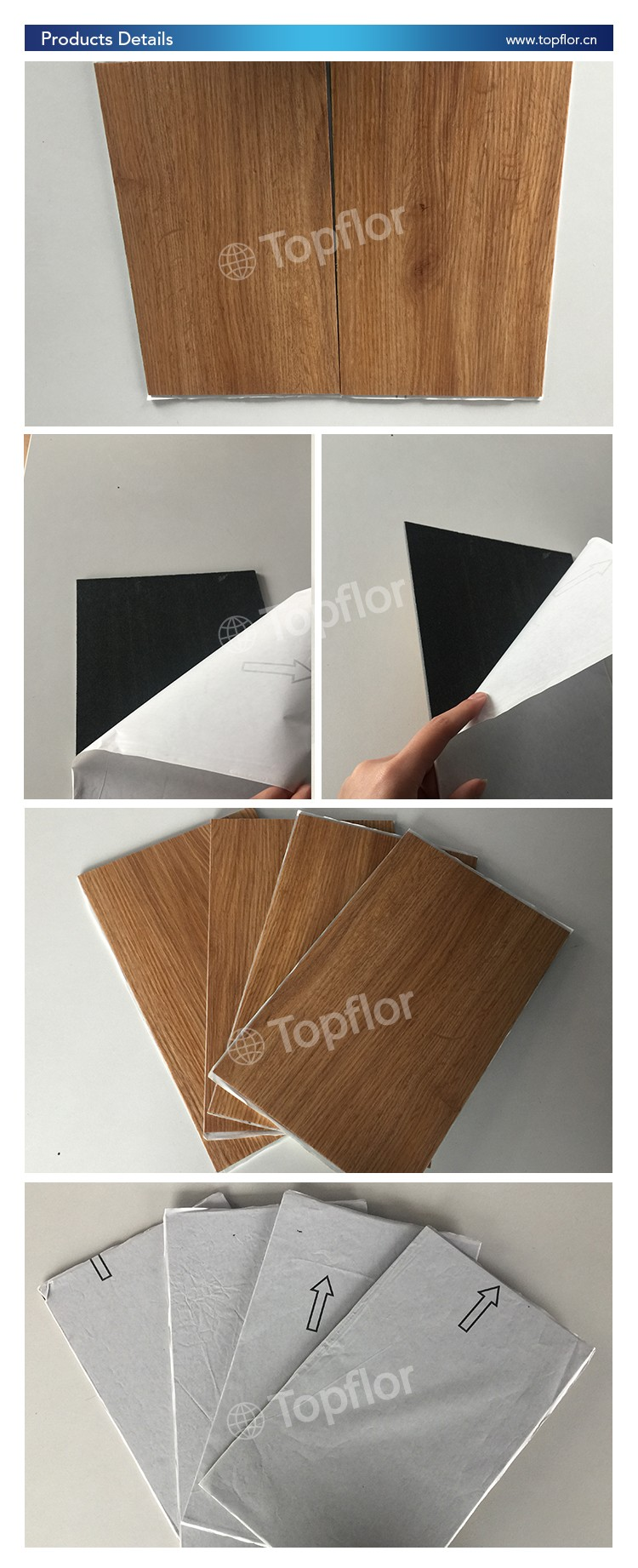 selbstklebende vinyl bodenbelag il41 hitoiro. Black Bedroom Furniture Sets. Home Design Ideas