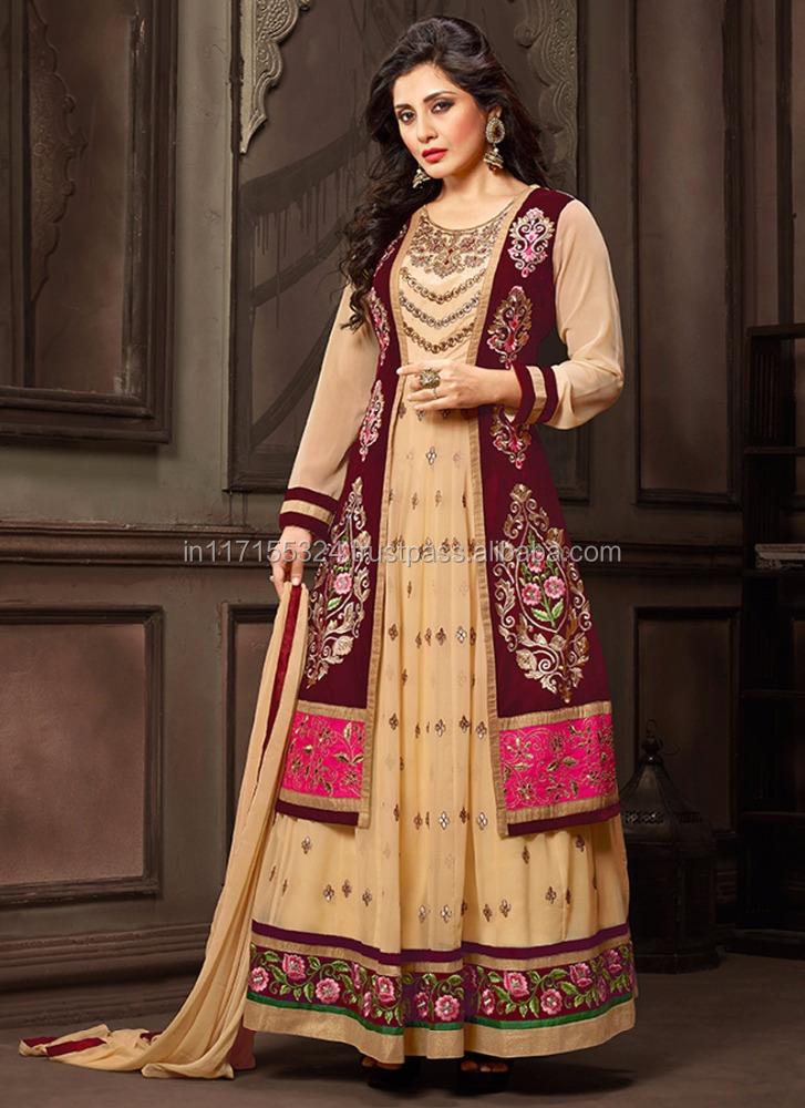Anarkali Salwar Kameez Online Shopping India Wholesale, Online ...