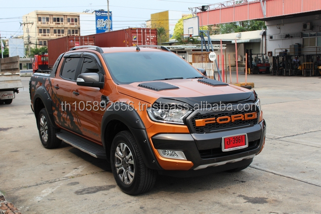 2016 Ford Ranger >> 2016 Ford Ranger 3 2 4wd Wildtrak Double Cab Pickup Truck Buy Ford Ranger Wildtrak Product On Alibaba Com