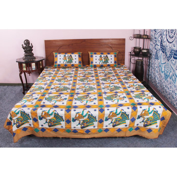 100 cotton fashion three piece suit bedding bedcloth full king