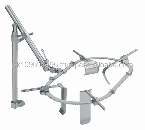 Brochure FlexiTrac Abdominal Retractor System / Surgical Retractors / Surgical Instruments 9850