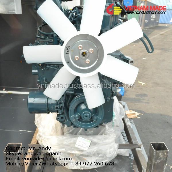 kubota petit moteur diesel transmission v2403 m di te ck3t. Black Bedroom Furniture Sets. Home Design Ideas