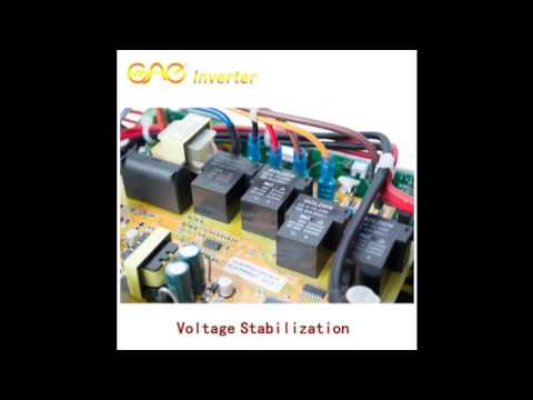 New inverter ups charge Low Frequency solar powered inverter with MPPT solar controller