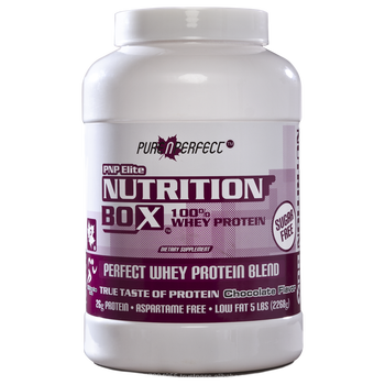 sport nutrition whey