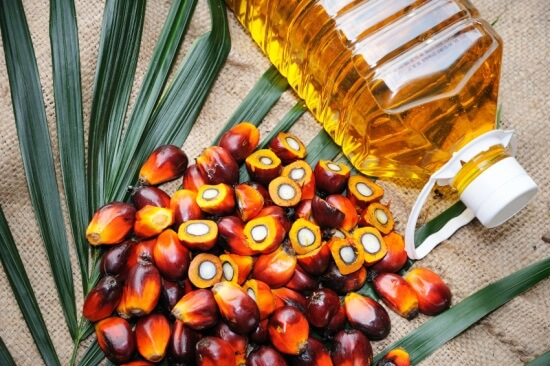 A 99.99% RBD CP8 and CP10 Palm oil