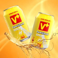 Energy Drink, ginseng flavor, made in Vietnam