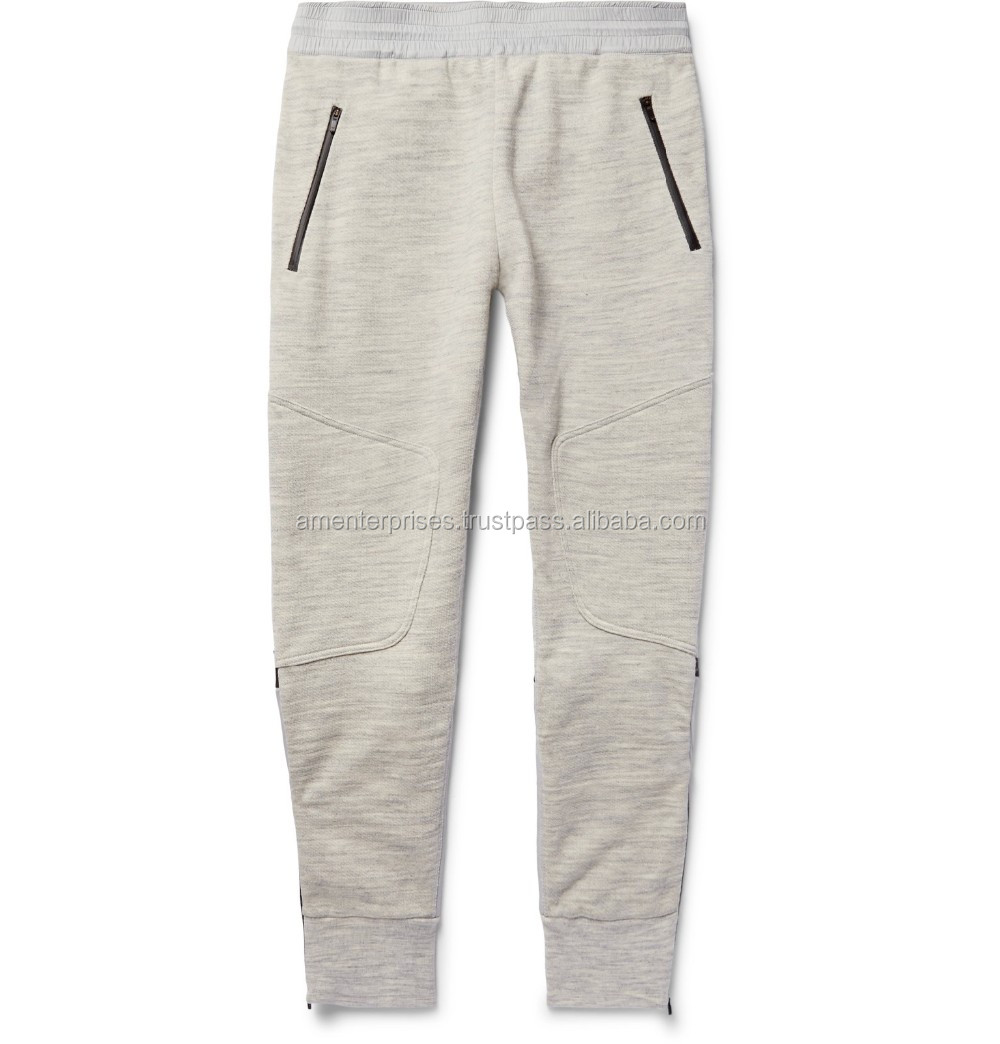 Fashion custom logo available printed wholesale hip hop men's street wear plain sweat pants