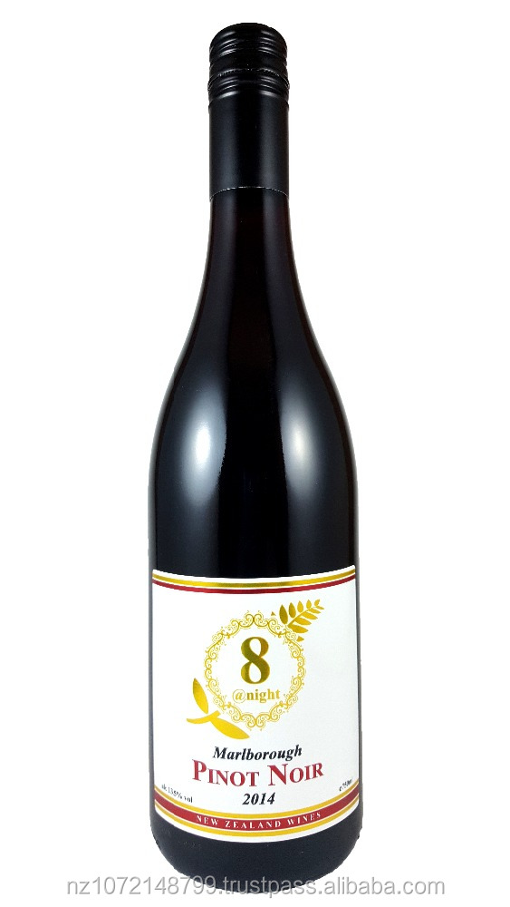 8@night Marlborough Pinot Noir 4.5 stars rated by Sam Kim