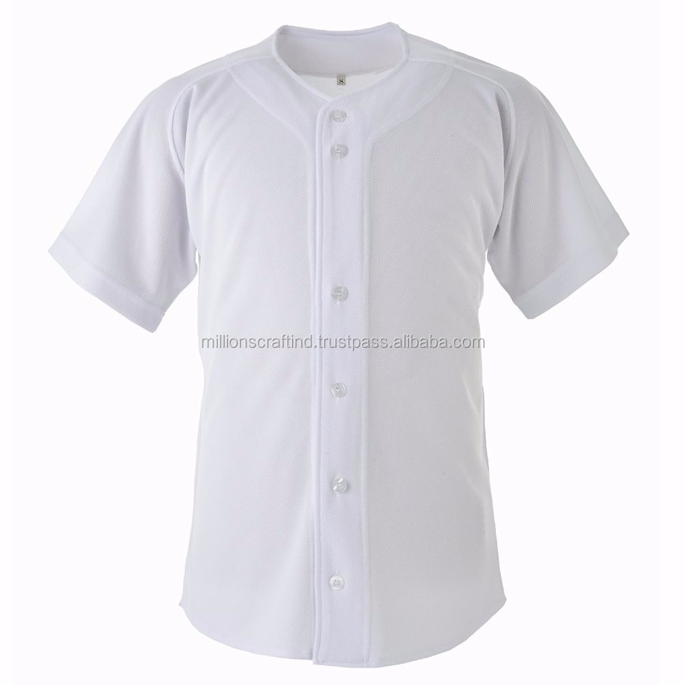 pretty nice 37b89 0a248 Wholesale Blank White Softball / Baseball Jersey For Ballgame For Sale -  Buy Baseball Jersey,College Baseball Jerseys For Sale,Sublimation Baseball  ...