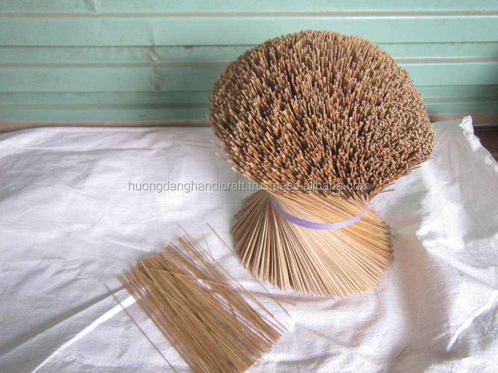 High quality bamboo stick, raw material for making incense