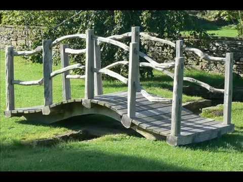 Elegant ... Garden Bridge I Garden Bridge Wooden