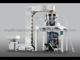 automatic multihead weigh scale packaging machines