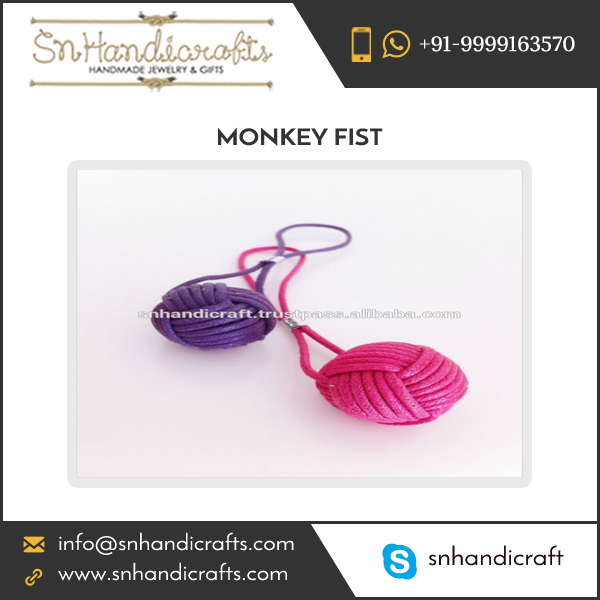 2016 Trendy and Colourful Monkey Fist from Trusted Manufacturer at Wholesale Price