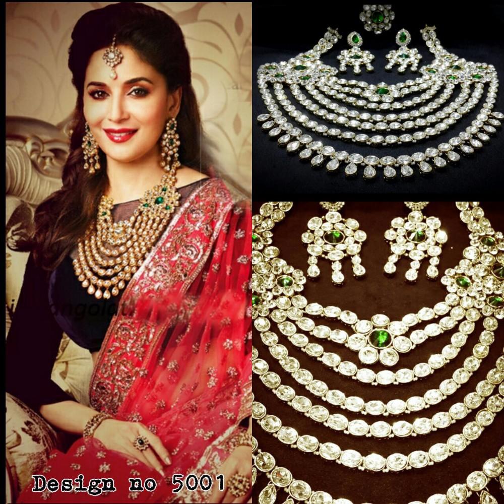 Artificial Indian Bridal Jewellery Set, Artificial Indian Bridal ...