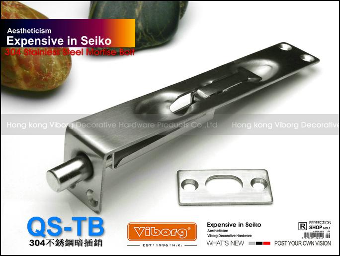 Viborg 25cm 10 Quot 304 Stainless Steel Door Bolt Security