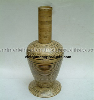 Alibaba : bamboo flower vase - startupinsights.org