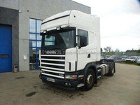 USED TRUCKS - SCANIA 124.420 TOP LINE 4X2 TRACTOR UNIT (LHD 6859)
