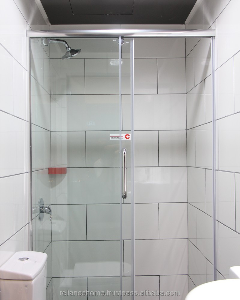 Reliance Home Rs5018p Shower Screen Door Buy Malaysia Shower
