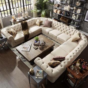 Fabric Sectional Chesterfield Sofa Design Buy Latest Sofa Design