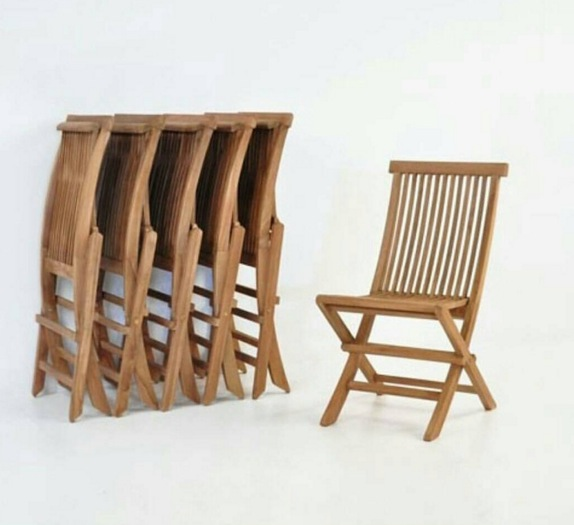 TEAK FOLDING CHAIR ARIZONA