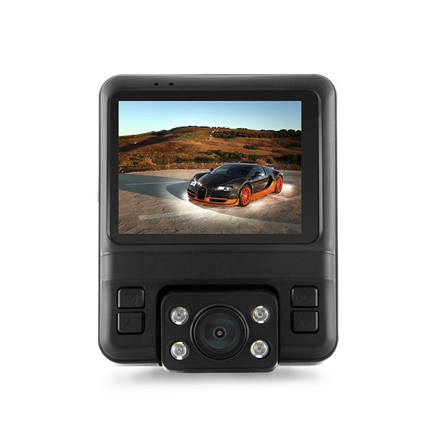 2.4 inch LCD screen GS65H Novatek chipset GPS car dvr