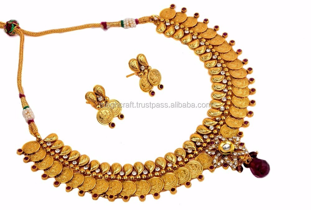 South Indian Jewellery Indian Traditional Jewellery One Gram